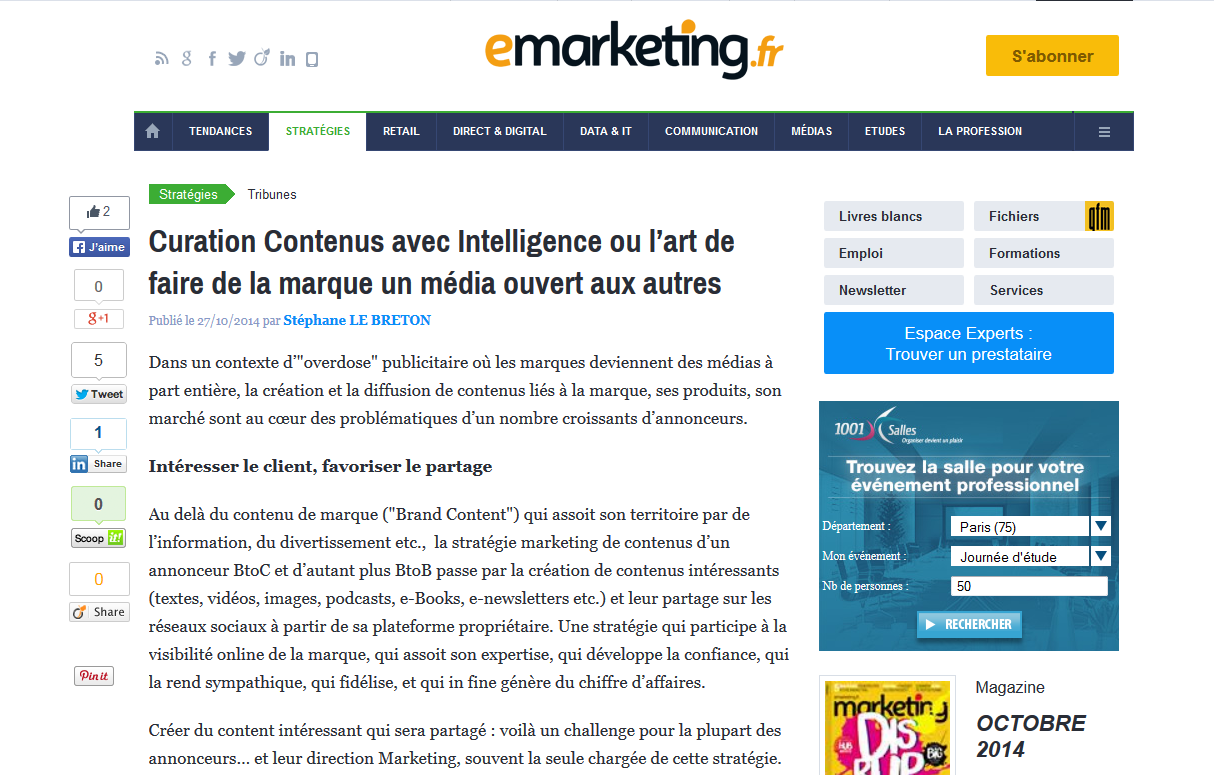 article curation content emarketing.com
